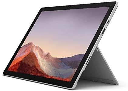 Microsoft Surface Pro 7+ Intel Core i7 12.3' Microsoft Windows 10 Pro Black 512GB Tablet, micro-SD and Camera