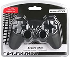 Speed-Link Secure Skin for PS3, black - Caja (black, Negro)