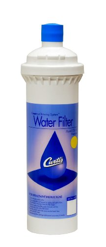 """Wilbur Curtis Water Filter 10"""" Fibredyne Replacement Cartridge - Commercial-Grade Water Filter with Enhanced Filtration - CSC10CF00 (Each)"""