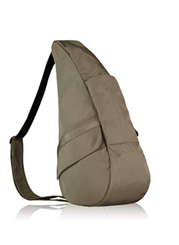 AmeriBag X-Small Microfiber Healthy Back Bag Tote, Taupe, One Size