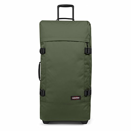 Eastpak Tranverz L Maleta, 121 L, Verde (Current Khaki), 79 cm
