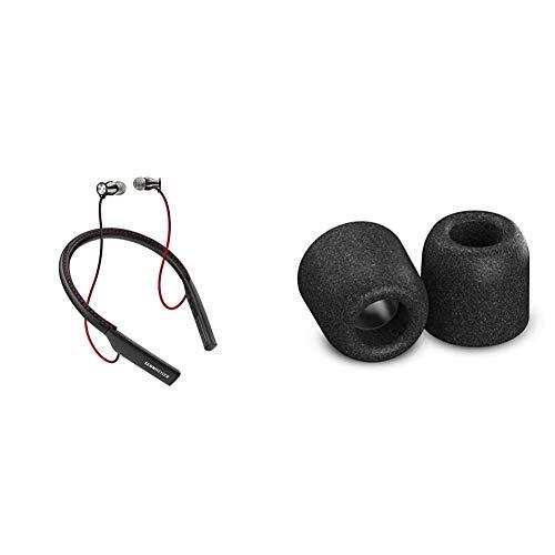 Sennheiser Momentum 2.0 In-Ear Wireless Bluetooth Headphones - Black