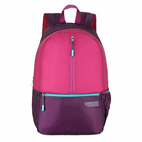 Lavie Sport Tofino 24 Ltrs Latest Backpack   College bags for girls & boys (Carmine Red)