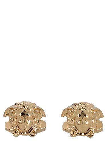 Versace Luxury Fashion Herren DG74686DMT1D00H Gold Manschettenknöpfe | Jahreszeit Permanent