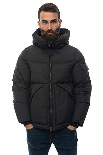 WOOLRICH Giubbino Trapuntato Sierra Supreme Jacket Nero Poliestere Uomo L