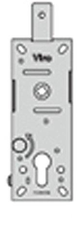 Cerradura acorazable multipunto para puertas basculantes distancia entre ejes 70 mm Viro - 1 arriba