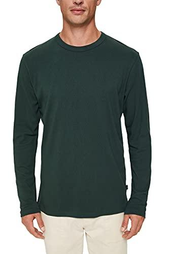 Esprit 091ee2k306 Camiseta, 455/Teal Blue, XL para Hombre