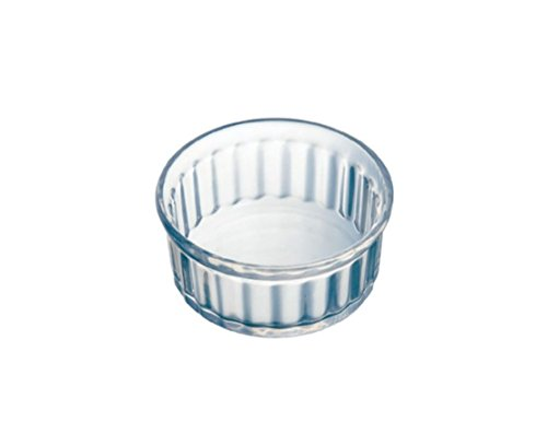 Ramequin Empilable verre à feu 10 cm Classic*