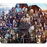 Game of Thrones–Computer Maus Pad–25,4x 20,3cm–Zeichen Hochformat