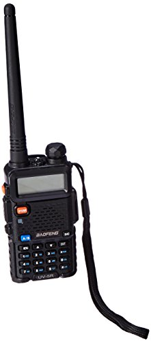 BaoFeng UV-5R VHF/UHF Dual Band Radio 136-174 400-480Mhz Transceiver. Buy it now for 29.90