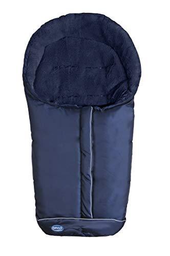 Urra 800-0000-11 Fußsack Standard klein, blau, 500 g