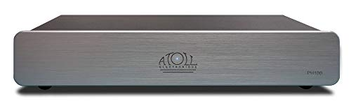 ATOLL PH 100 - Preamplificatore phono, formato MIDI (argento)