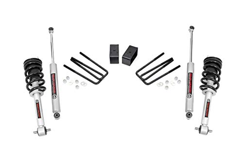 09 chevy lift kit - 4