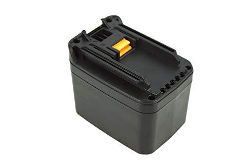 PowerSmart® Batería NiMH de 24 V y 3200 mAh para Makita BHR200, BHR200SAE, BHR200SFE, BHR200SH, BHR200SHE, BHR200SJE, BHR200WAE, BLS712, BLS712SFK, BLS820, BLS820SF 0SFK.