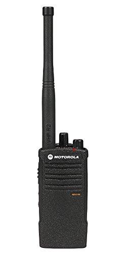 Motorola On-Site RDV5100 10-Channel VHF Water-Resistant Two-Way Business Radio
