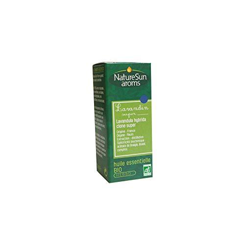NatureSun aroms - Huile essentielle Lavandin super Bio - 10 ml
