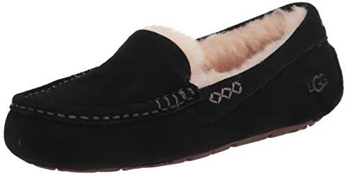 UGG Ansley Slipper, Black, Size 7
