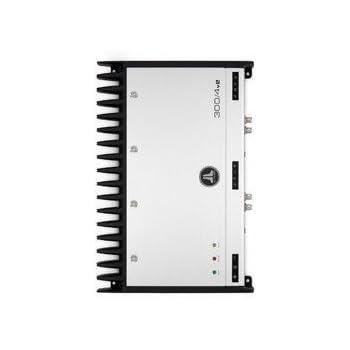 JL Audio 300/4V2 Car Audio 4-Channel Amplifier 300 Watts