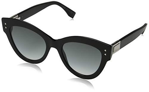 FENDI Gafas de sol FF 0266/S mod. PEEKABOO - glamour vintage MUJER CAT EYE oversize de la moda de ALTA costura