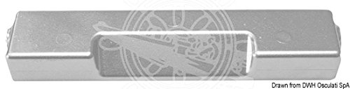 Osculati Aluminiumanode f. Außenborder 60/300 PS