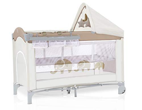 Kinderreisebett klappbar Laufstall Baby Kinderbett Zustellbett Infantastic...