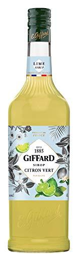Giffard Sirup Limette Lime 1,0l Flasche