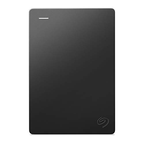 Seagate Portable 1TB External Hard Drive HDD – USB 3.0 for PC Laptop and Mac (STGX1000400)