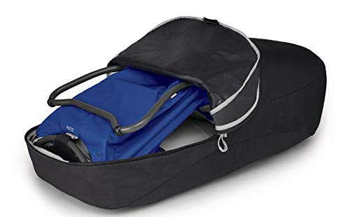 Osprey Poco Child Carrier Carrying Case, Black, O/S (10002105)