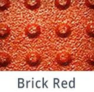 Truncated Domes - 3' x 5' - Surface Mount ADA Truncated Domes Tiles - Red