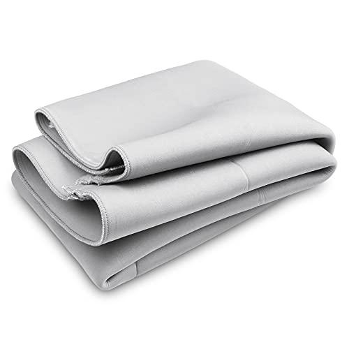 Auplew Telo di copertura per tubo dell'aria condizionata domestica Wrap isolato, accessorio per condizionatore d'aria portatile, design universale isolato