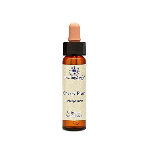 Healing Herbs Bachblüten Cherry Plum Tropfen, 10 ml