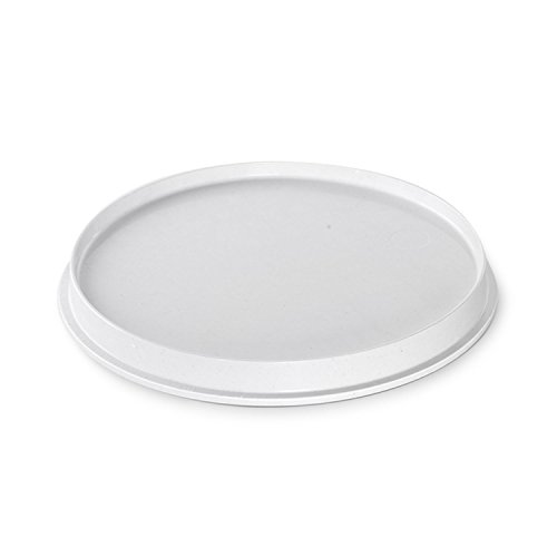 Nordic Ware Round Bacon and Meat Microwave Grill, 2-Sided, white