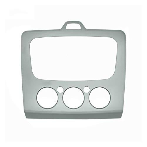 Yuanyuan Radio de Coche del Marco de DVD estéreo Fascia Dash Panel de Ajuste for el Ford Focus MK2 (05~08) En MK2.5 (09~13) Juego de Estructura de conversión estéreo