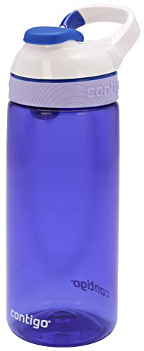 Contigo Courtney Bouteille Unisex-Adult, Cerulean Blue, 590 ML