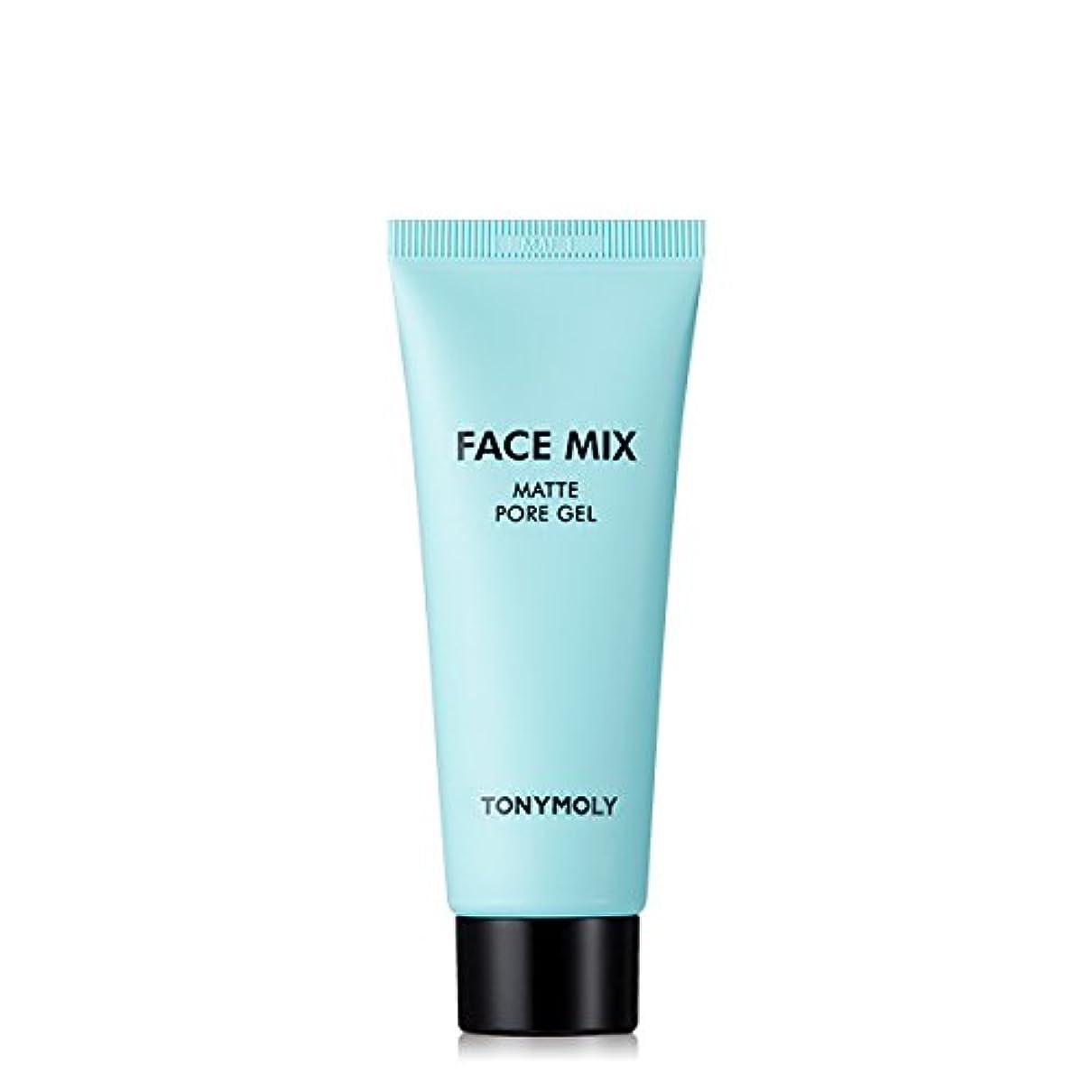 ブランド兵士スクラップTONYMOLY Face Mix Matte Pore Gel トニーモリーフェースミックスマットポアジェル [並行輸入品]