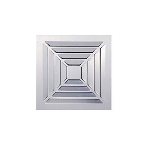 Techo Integrado 300 * 300 Ingeniería Mejoras para El Hogar Extractor De Aire Ventilador De Ventilación Súper Silencioso Cocina Baño Extractor