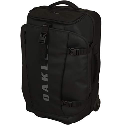 Oakley Travel Medium Trolley 2 W – 2 Rollen Reisetasche – Travel Gear – abschließbarer Reißverschluss – ID-Tag – ergonomische Griffe – Schuhfach mit Reißverschluss
