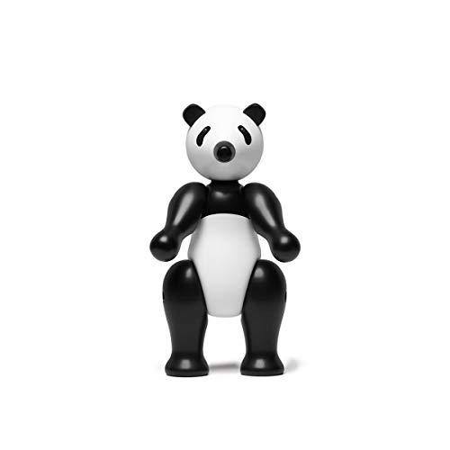 Kay Bojesen Panda WWF, Schwarz, Weiß, 15 cm