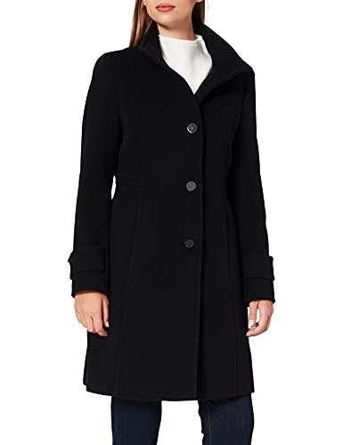 Gerry Weber Damen Mantel mit Wolle und Kaschmir ausgestellt Winterjacke/-Mantel