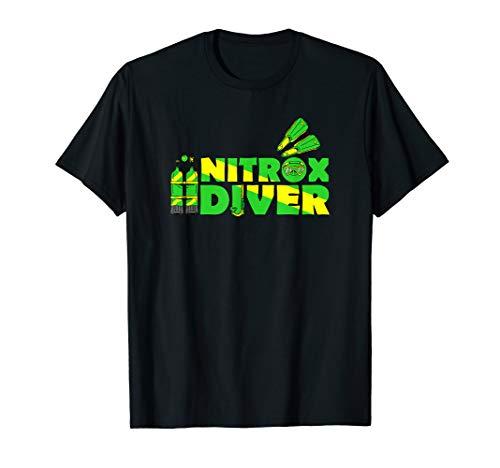 Nitrox Taucher Tauchen T-Shirt