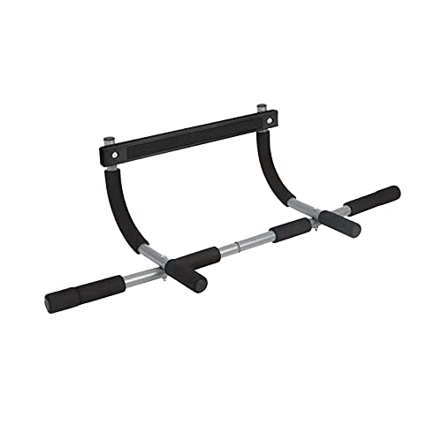 BesPart Pull Up Bar, Strength Training Pull-Up Bars, Doorway Pull Up Bar Mounted, Chin Up Bar for Door, Multifunction Home Gym Equipment
