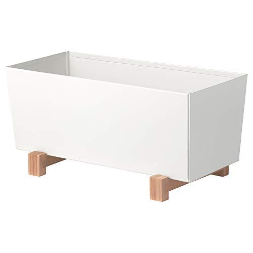 IKEA.. 802.857.87 Bittergurka Pflanztopf, weiß