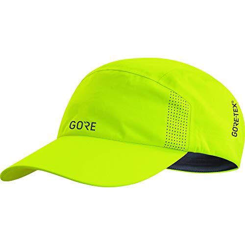 GORE WEAR M Gorra unisex GORE-TEX , Talla: única, Color: amarillo neón