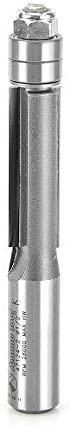 """2021 Amana Tool - 47124-2 Carbide Tipped Flush Trim 1/2 Dia sale x 1-1/2 x 1/2"""" outlet sale Shank with Doubl outlet online sale"""