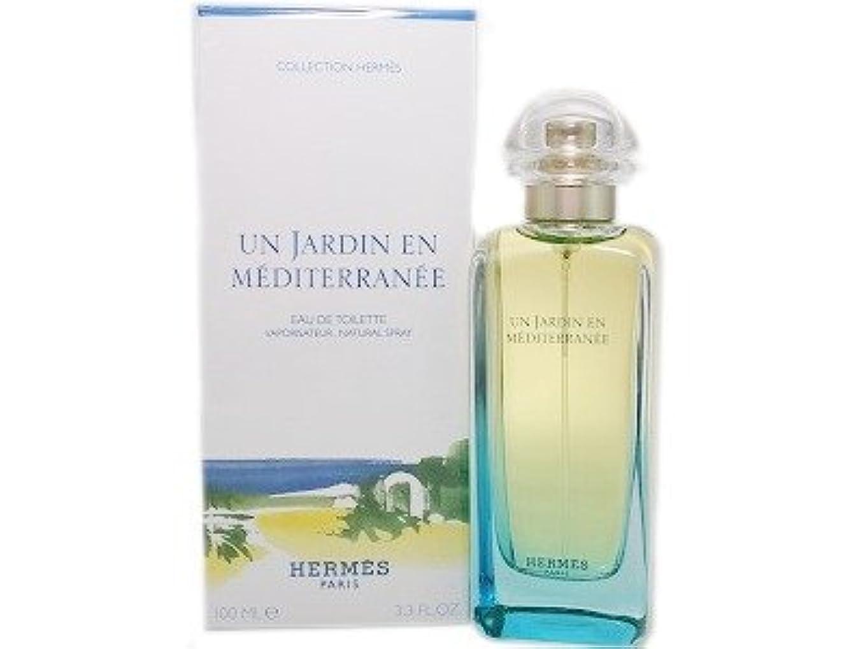 マキシム膨らみ自己尊重HERMES エルメス 地中海の庭 オードトワレ 100ml EDT (並行輸入品)