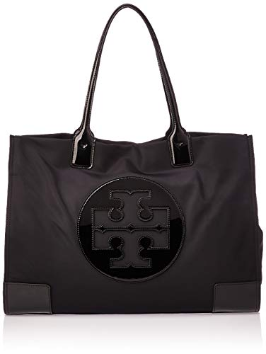 Tory Burch Ella Patent Tote in Black 60978-001