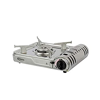 Sterno Stainless Steel Stove 7K - 50178