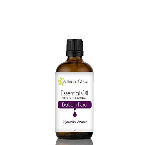 Balsam Peru ätherisches Öl, 10 ml