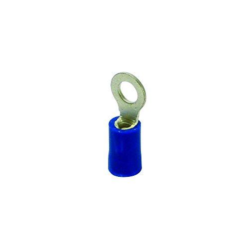 Carpoint 1623815 Cosses de Câbles 654 Bleu 10Pièces