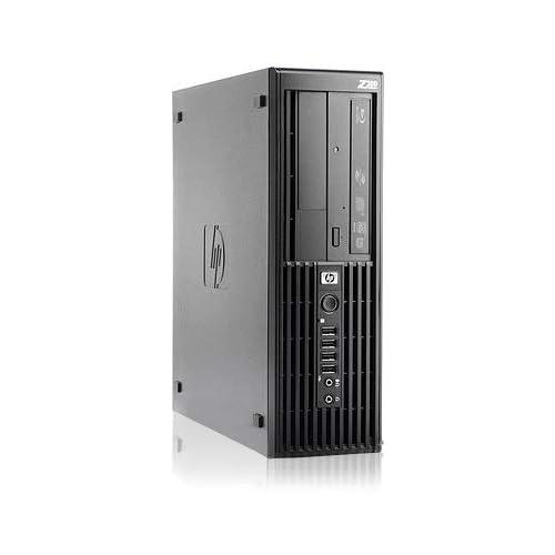 Amazon com: HP Z200 i7 Workstation Desktop Computer - Core i7 2 93